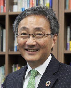 渋澤 健 氏
